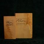 Ahorn-2-Holzbuecher