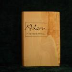 Ahorn Holzbuch