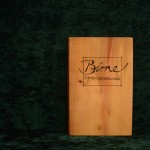 Birne Holzbuch