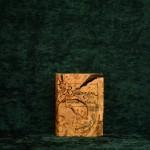 Blauregen Holzbuch
