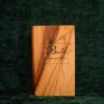 Buche Holzbuch bewegt