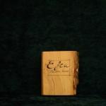 Efeu Holzbuch