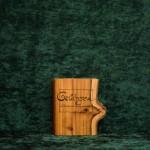 Goldregen Holzbuch