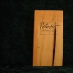 Holunder Holzbuch