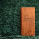 Kambala Holzbuch