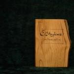 Kastanie Esskastanie Holzbuch