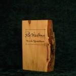 Kastanie Rosskastanie Holzbuch