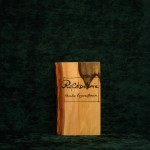 Kastanie Rosskastanie Holzbuch 2