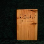 Laerche Holzbuch