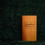 Lebensbaum Holzbuch
