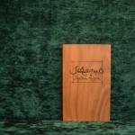 Nuss Schwarznuss Holzbuch