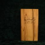 Nuss Walnuss Holzbuch