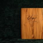 Olive Holzbuch