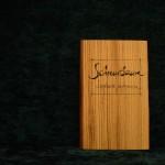 Schnurbaum Holzbuch