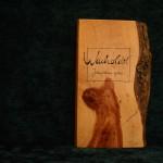 Wacholder Holzbuch
