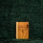 Weide Oelweide Holzbuch