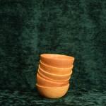 Holzschalen klein Variation 4