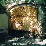 Kleines Hofeingangstor
