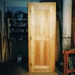 Zimmertür, Esche, Neuanfertigung 1